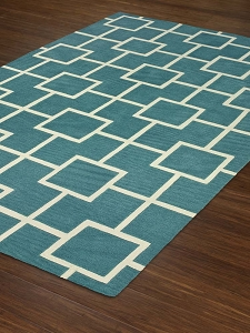 Dalyn Infinity IF-4 Peacock Rug